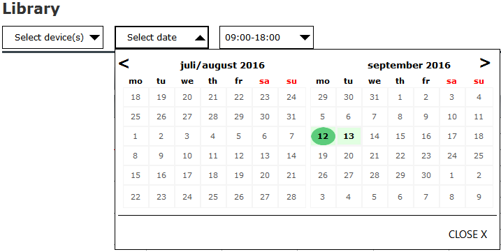 soundear-software_select-dates