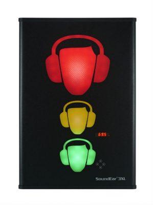 SoundEar3 XL 24/7/365 Lärmüberwachung von einem oder mehreren Messlokationen