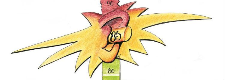 85decibel