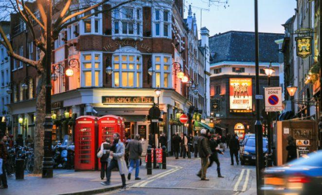 noise in london