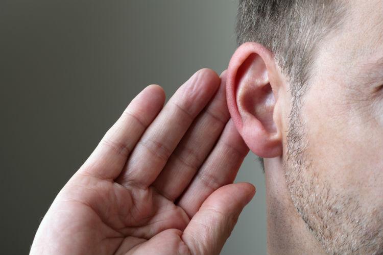 Støj kan føre til høretab